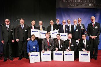 Finalists Innovation Award Laser Technology 2016